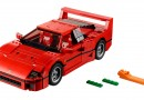 LEGO 10248 Ferrari F40 reviews and videos from around the web