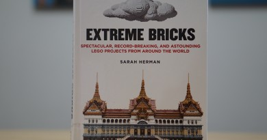 Book Review: Extreme Bricks
