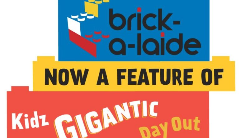 Kidz Gigantic Day Out feat. Brickalaide is coming!